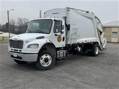 2012 Freightliner Business Class M2 S/A Garbage Truck
