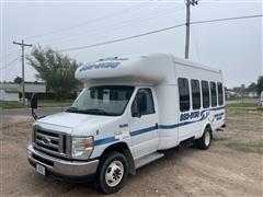 2010 Ford E450 Transit Bus