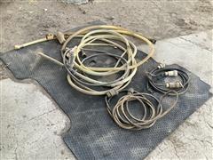Chemigation Hoses/Electrical Pigtails