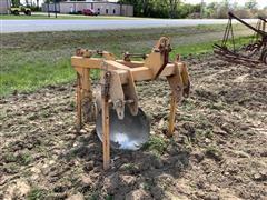 2-blade Drain Furrow Plow
