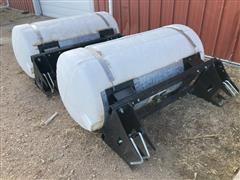 Snyder 200 Gal Tanks
