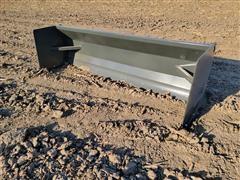 2021 Industrias America G-8 Snow Pusher Skid Steer Attachment