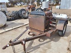 Shop Built GM Power Unit