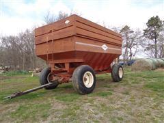 Dohrman 450 Bushel Gravity Flow Harvest Wagon