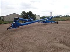 """2013 Brandt 13110-HP 13"""" X 110' Auger W/Truck Hopper & Auger Walker"""