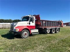 2005 International 9200i SBA Tri/A Manure Spreader Truck