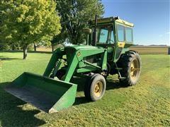 John Deere 4010 Diesel 2WD Tractor