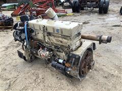 Cummins LTA10 Diesel Engine Core