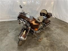 1978 Harley Davidson Custom w/ Honda Goldwing Engine