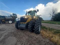 2010 Challenger MT665C MFWD Tractor