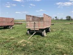 Heider Super 7 Forage Wagon