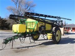 Schaben SF-8500 Pull-Type High Wheel Sprayer