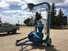 2004 Kongskilde Cushion Air 500 Grain Vac