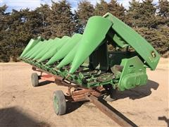 2004 John Deere 893 8R30 Corn Head