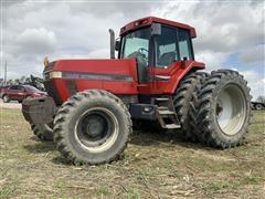1993 Case IH 7150 MFWD Row-Crop Tractor