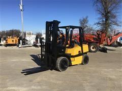 2002 Yale GDP080LJ Forklift