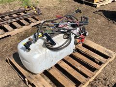 Fimco 25 Gallon Boomless ATV Sprayer