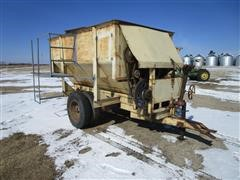 Davis Mixer Feed Wagon