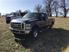 2008 Ford F250XLT 4X4 Extended Cab Pickup