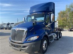 2017 International ProStar+ 113 6x4 T/A Truck Tractor