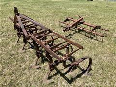 Ferguson S-K020 Chisel Plow W/Noble Harrow