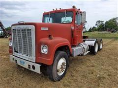 1980 International TranStar F4370 T/A Truck Tractor