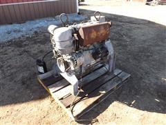 Deutz 4-Cylinder Stationary Diesel Power Unit