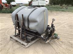 Redball 5576 Tank W/Ace Hydraulic Pump