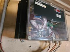 Delaval 12 Pulsators W/Control Box