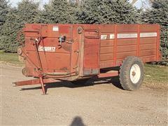 Schwartz 180 Feed Wagon