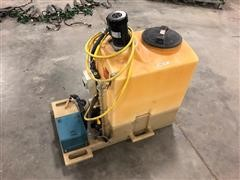 Neptune Chemigation Pump 30 Gal Tank W/Agitator