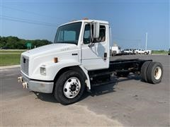 2001 Freightliner FL70 S/A Cab & Chassis Truck