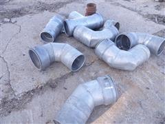 Aluminum Irrigation Fittings