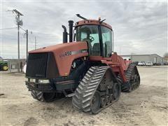 Case IH STX450 QuadTrac Track Tractor