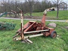 Gehl CT300 Forage Harvester W/Corn Head