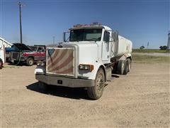 1988 Peterbilt 378 Tri/A Water Truck