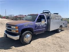 1994 Chevrolet C3500 Truck W/Pressure Tank