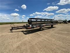 2001 MacDon 3000 30' Pull Type Windrower/Swather