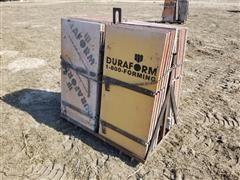 Duraform 4' Concrete Forms