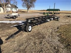 Wemhoff H-36 Header Trailer