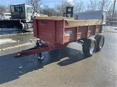 Pronovost P-516 T/A Dump Wagon