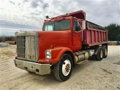1989 International 9300 T/A Dump Truck