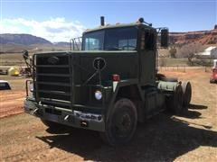 1983 AM General M915A1 T/A Truck Tractor