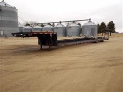 1993 Jantz T/A Implement Trailer