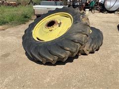 Goodyear Power Torque 18.4-38 Tires & Duals