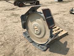 Galvanized Irrigation Paddle Wheel