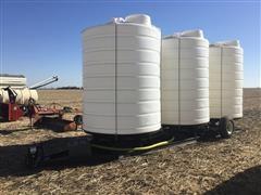 2011 B&B TTCST Triple Cone Fertilizer Tender