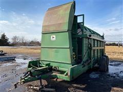 John Deere 300 Hay Stack Wagon