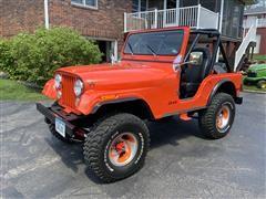 1980 Jeep CJ-5 4x4 SUV