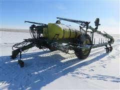 Fast 120' Front Boom Pull-type Sprayer